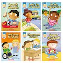 Just-Right Readers: School Stories Pack (A-C) x 6