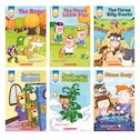Just-Right Readers: Folk and Fairy Tales Pack (D–F) x 6