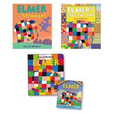Elmer Pack x 4