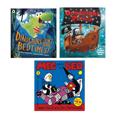 Bedtime Favourites Picture Book Pack x 3