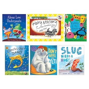 If You Like Julia Donaldson Pack x 6