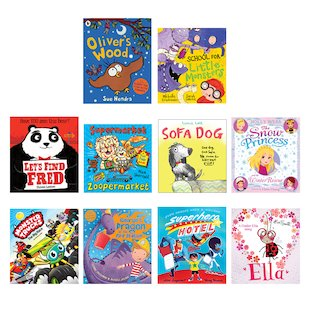 10 for £9.99 Picture Book Pack