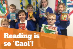 Reading is so 'Caol'!