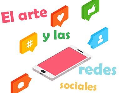 El arte y las redes sociales