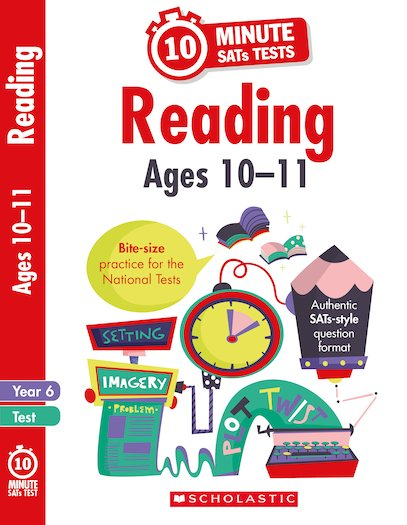 Reading - Year 6