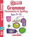 10-Minute SATs Tests: Grammar, Punctuation and Spelling - Year 5 x 6