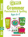 10-Minute SATs Tests: Grammar, Punctuation and Spelling - Year 2 x 6