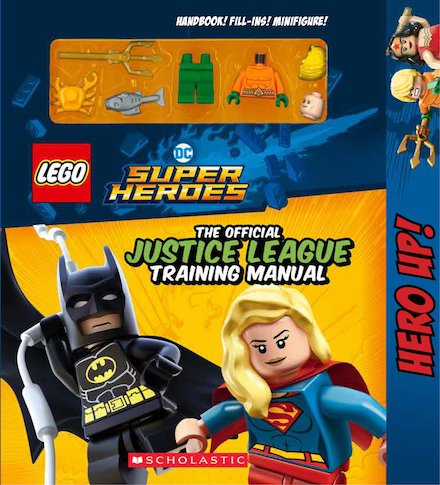 The Official Justice League Training Manual