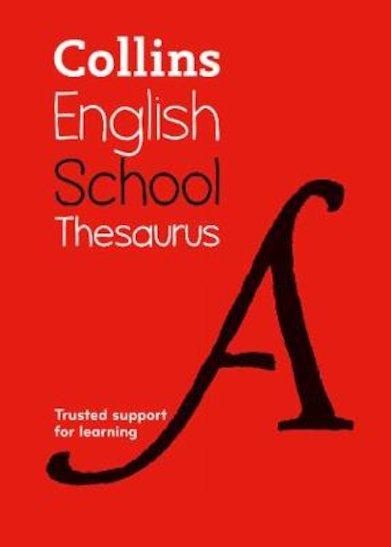 Collins School Thesaurus x 6