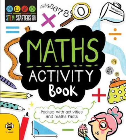 STEM Starters: Maths Activity Book