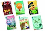 Oxford Reading Tree: TreeTops Greatest Stories Levels 8/9 Pack x 6