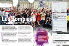Les zombies envahissent Paris