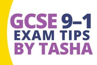 GCSE 9-1 exam tips by tasha blog tile