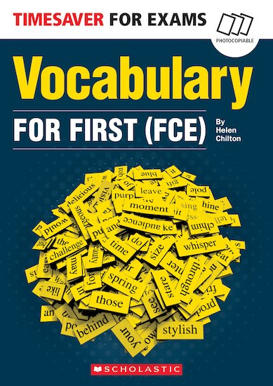 Vocabulary for First (FCE)