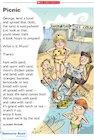 'Picnic' poem