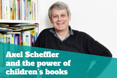 Axel Scheffler and the power of children's books