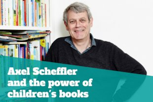 Axel Scheffler and the power of children's books