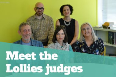 Lollies judges