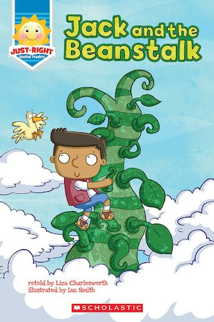 Just-Right Readers: Jack and the Beanstalk