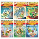 Geronimo Stilton: Heromice Pack x 6