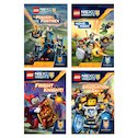 LEGO® NEXO KNIGHTS™ Fiction Pack x 4