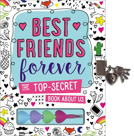 Best Friends Forever: The Top-Secret Book About Us