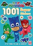 PJ Masks: 1001 Super Stickers
