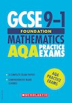 GCSE Grades 9-1:  Foundation Mathematics AQA Practice Exams (3 papers) x 10