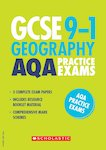 GCSE Grades 9-1: Geography AQA Practice Exams (3 papers) x 10