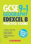 GCSE Grades 9-1: Geography Edexcel B Practice Exams (3 papers) x 10