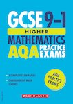 GCSE Grades 9-1: Higher Mathematics AQA Practice Exams (3 papers) x 10