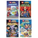 LEGO® DC Comics Super Heroes Fiction Pack x 4