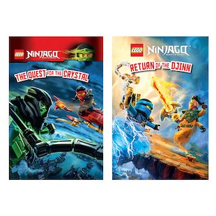 LEGO® NINJAGO™ Fiction Pair