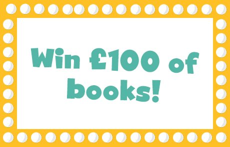 Win £100 of books!