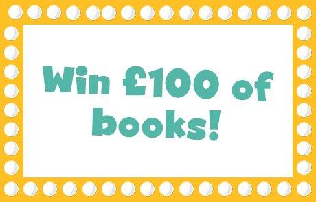 Win £100 of books!