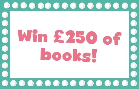Win £250 of books!
