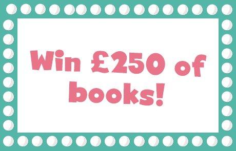 Win £250 of books!