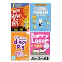 Lollies 2018 Shortlist Ages 6-8 Pack x 4