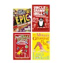 Lollies 2018 Ages 9-13 Shortlist Pack x 4