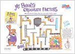 Mr Bunny's Chocolate Factory - puzzle (1 page)