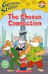 Geronimo Stilton: The Cheese Connection (Book & CD)