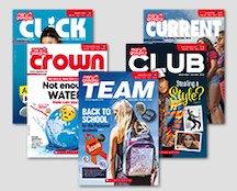 MGM English Magazines