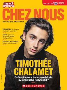 Chez Nous Magazine cover