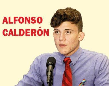 ALFONSO CALDERÓN