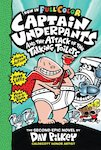Captain Underpants and the Attack of the Talking Toilets Colour Edition (HB) NE