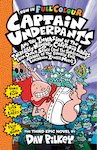 Capt Underpants & the Invasion of the Incredibly Naughty Cafeteria Ladies Colour Edition (HB) NE