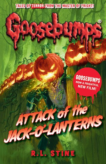 Attack of the Jack-O'-Lanterns (Movie Monster PB)