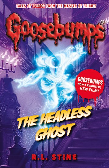 The Headless Ghost (Movie Monster PB)