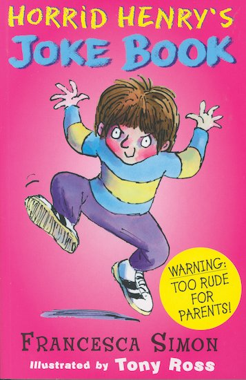 Horrid Henry and the Zombie Vampire Early Reader with FREE Horrid Henry Joke Book