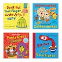 Nick Sharratt Pack x 4